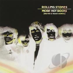 Rolling Stones - More Hot Rocks (Big Hits and Fazed Cookies) CD Cover Art