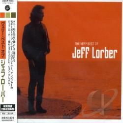 Lorber, Jeff - Very Best Of CD Cover Art
