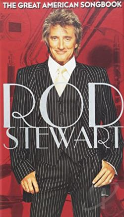 Stewart, Rod - Great American Songbook CD Cover Art