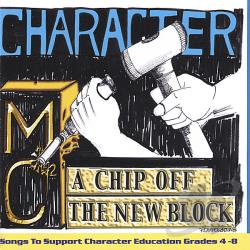 MCY - Chip off the New Block CD Cover Art