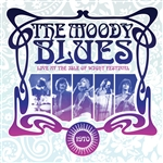 Moody Blues - Live At The Isle Of Wight Festival 1970 CD Cover Art