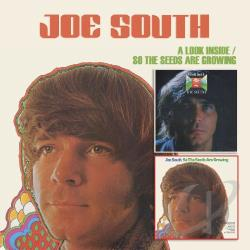 South, Joe - Look Inside/So the Seeds Are Growing CD Cover Art