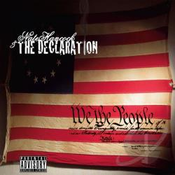 Nate Hancock and The Declaration - We the People CD Cover Art