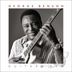 Benson, George - Guitar Man CD Cover Art