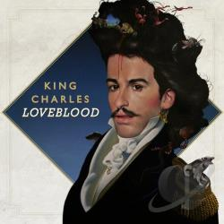King Charles - Loveblood CD Cover Art