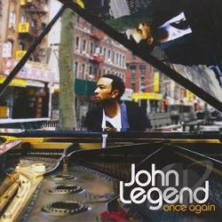 Legend, John - Once Again CD Cover Art