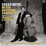 Meyer, Edgar - Meyer: Double Bass Concerto; Double Concerto; Bottesini:  Double Bass Concerto No. 2; Grand Duo Concertant DB Cover Art