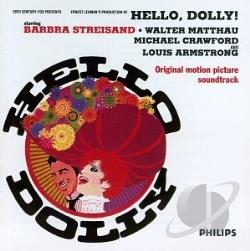 Streisand, Barbra - Hello, Dolly! CD Cover Art
