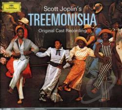 Joplin: Treemonisha / Original Cast Recording CD Cover Art