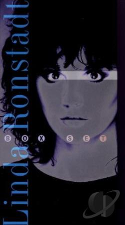 Ronstadt, Linda - Linda Ronstadt Box Set CD Cover Art