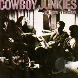 Cowboy Junkies - Trinity Session CD Cover Art