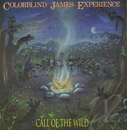 Colorblind James Experience - Call Of The Wild CD Cover Art