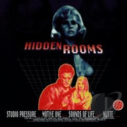 Hidden Rooms CD Cover Art
