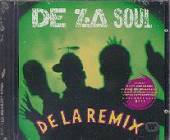 De La Soul - De La Remix CD Cover Art