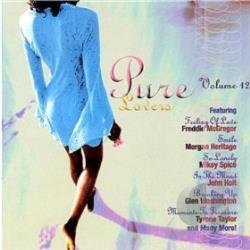 Pure Lovers - R:Reggae CD Cover Art