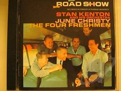 Kenton, Stan - Road Show CD Cover Art
