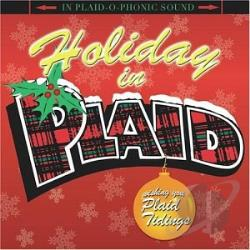 Plaid Tidings (Ocr) CD Cover Art