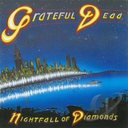 Grateful Dead - Nightfall of Diamonds CD Cover Art
