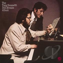 Bennett, Tony / Evans, Bill - Tony Bennett/Bill Evans Album CD Cover Art