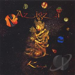 Azigza - Kriya CD Cover Art