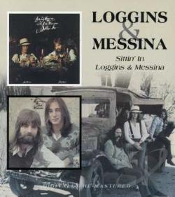 Loggins & Messina - Sittin' In/Loggins & Messina CD Cover Art