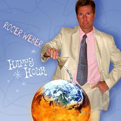 Weber, Roger - Happy Hour CD Cover Art