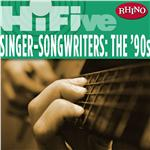 Rhino Hi-Five: Singers-Songwriters: the '90s DB Cover Art