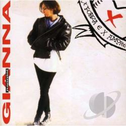 Nannini, Gianna - X Forza E X Amore CD Cover Art