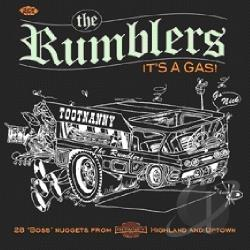 Rumblers - It's a Gas CD Cover Art