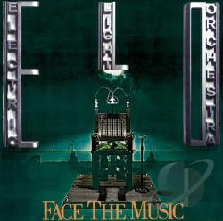 Electric Light Orchestra - Face the Music CD Cover Art