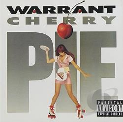 Warrant - Cherry Pie CD Cover Art