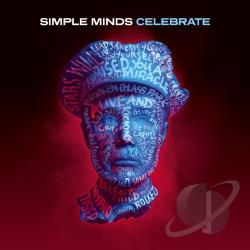 Simple Minds - Celebrate: Greatest Hits CD Cover Art