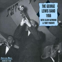 Lewis, George - 1956 CD Cover Art