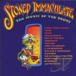 Stoned Immaculate: The Music of the Doors CD Cover Art