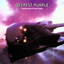 Deep Purple - Deepest Purple: The Very Best of Deep Purple CD Cover Art
