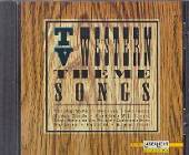 Original TV Soundtrack - TV Western Theme Songs CD Cover Art