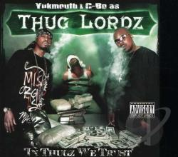 yukmouth - In Thugz We Trust CD Cover Art