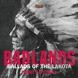 Stuart, Marty - Badlands CD Cover Art