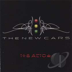 New Cars - It's Alive! CD Cover Art