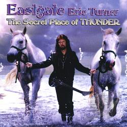 Turner, Eric - Secret Place of Thunder CD Cover Art