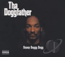 Snoop Dogg - Tha Doggfather CD Cover Art