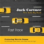 Cortner, Jack - Fast Track CD Cover Art
