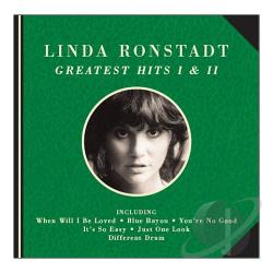 Ronstadt, Linda - Greatest Hits, Vol. 1 & 2 CD Cover Art