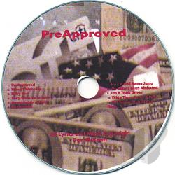 Mcknatt, Don - PreApproved CD Cover Art