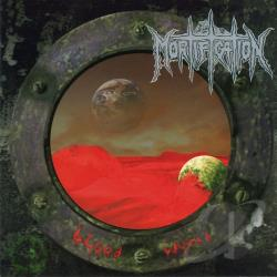Mortification - Blood World CD Cover Art