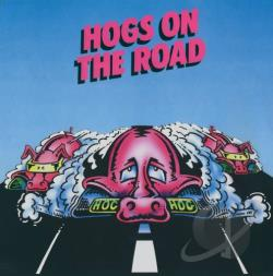 Groundhogs - Hogs on the Road CD Cover Art