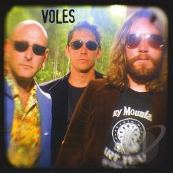 Voles - Voles CD Cover Art