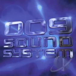 009 Sound System CD Cover Art