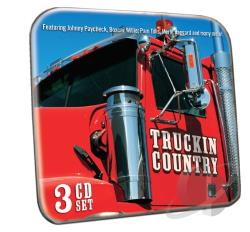 Truckin' Country CD Cover Art