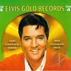 Presley, Elvis - Elvis' Gold Records, Vol. 4 CD Cover Art